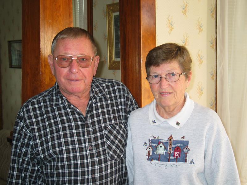 Jim & Eleanor from Princeton, IL